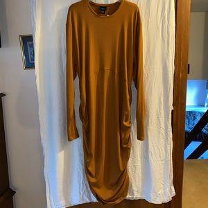 Rue+ Long sleeve Dress. Plus size 4x NWT